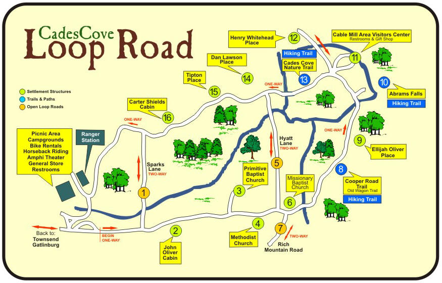 cadescove loop map   LeConte Realty   Maryville's Cutting Edge Realty